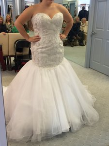 Alfred Angelo Disney Collection: Ariel Dress #249 Wedding Dress