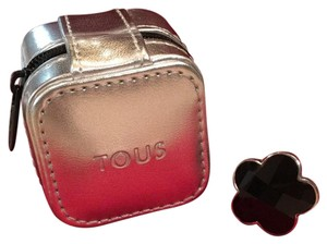 Tous sterling silver and onxy ring Tous Teddy Bear Rig