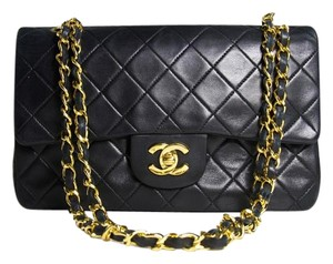 Chanel 2.55 Double Flap Small 2.55 Timeless Flap Shoulder Bag