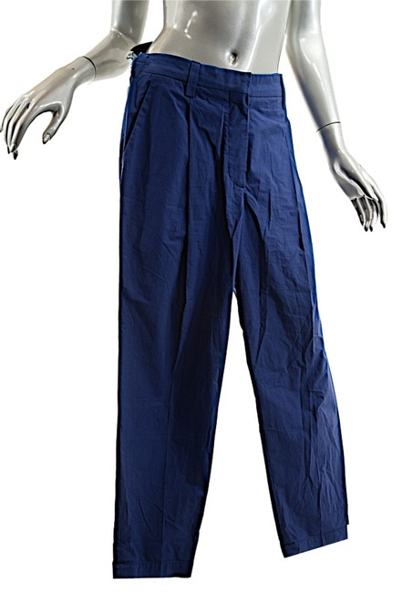 Bruno Cucinelli Straight Pants Blue Image 0