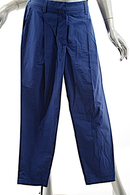 Bruno Cucinelli Straight Pants Blue Image 2
