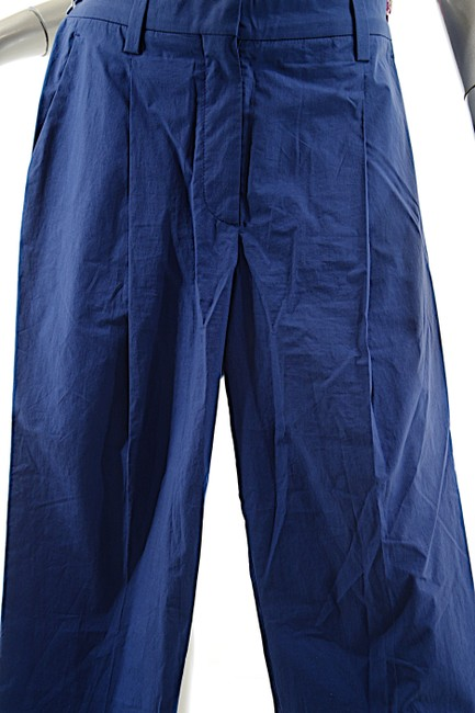 Bruno Cucinelli Straight Pants Blue Image 3