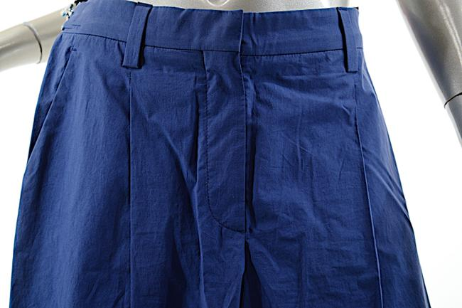 Bruno Cucinelli Straight Pants Blue Image 4