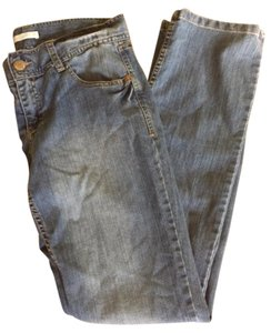 Promod French European Rare Size 10 Straight Leg Jeans-Medium Wash