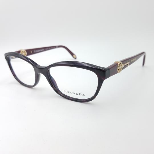 Tiffany & Co. Stunning Multi Burgundy Tiffany & Co. Eyeglasses TF 2127-B 8201 Image 1