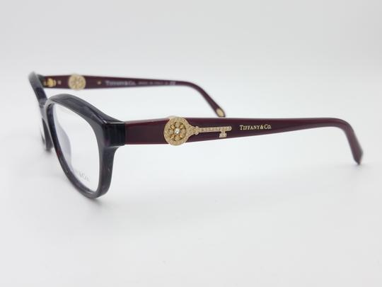 Tiffany & Co. Stunning Multi Burgundy Tiffany & Co. Eyeglasses TF 2127-B 8201 Image 2