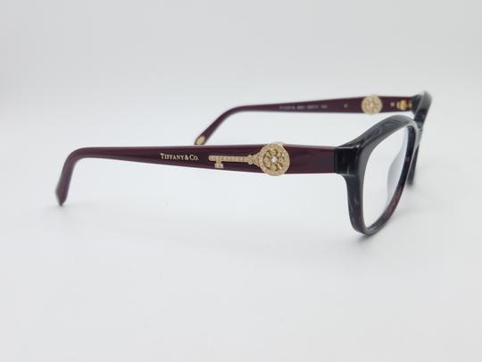 Tiffany & Co. Stunning Multi Burgundy Tiffany & Co. Eyeglasses TF 2127-B 8201 Image 4