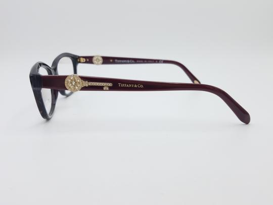 Tiffany & Co. Stunning Multi Burgundy Tiffany & Co. Eyeglasses TF 2127-B 8201 Image 5