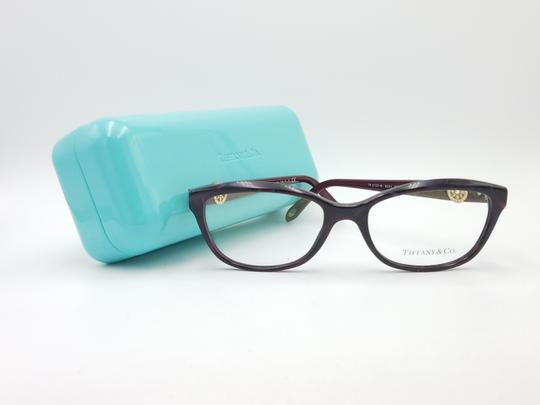 Tiffany & Co. Stunning Multi Burgundy Tiffany & Co. Eyeglasses TF 2127-B 8201 Image 9