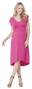 Ingrid & Isabel Empire Waist Maternity Dress