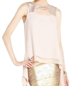BCBGMAXAZRIA Top Hazelnut
