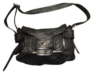 Pierre Hardy Hardy Leather Elliott Consignment Shoulder Bag