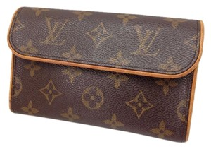 Louis Vuitton Bum Lv Bum Brown Travel Bag
