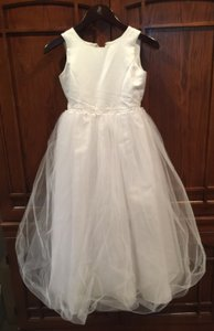 Flower Girl/communion Dress Size 14