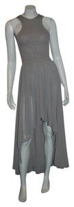 gray Maxi Dress by Torn by Ronny Kobo Maxi Summer