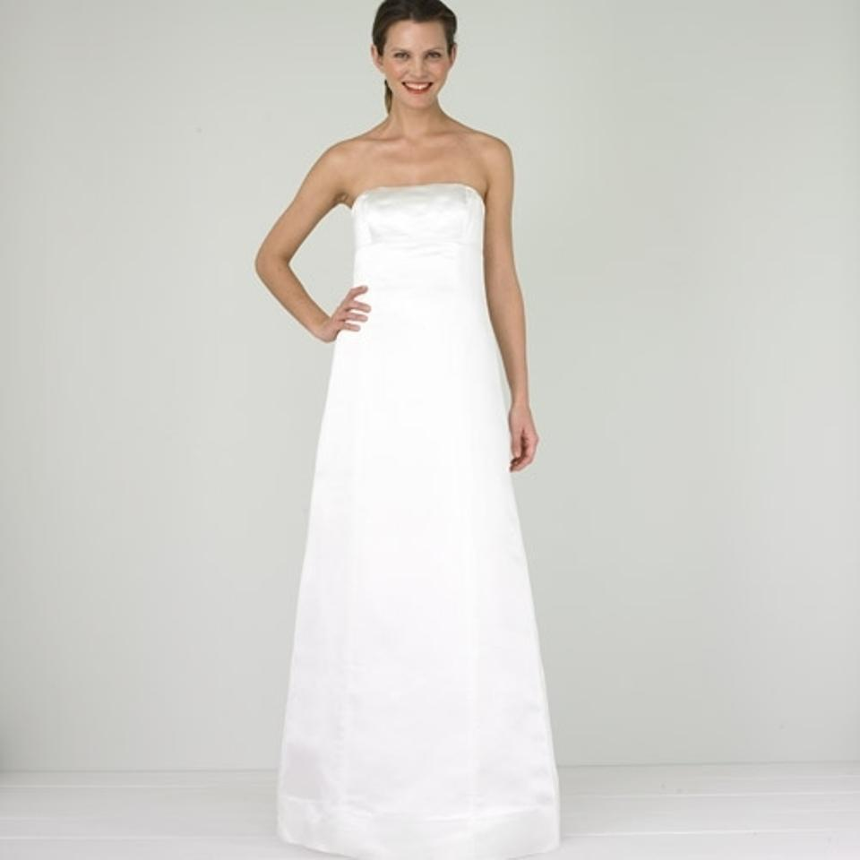 J crew vivian 65597 wedding dress on tradesy for J crew wedding dresses