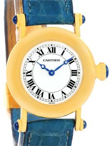 Cartier Cartier Diabolo 18K Yellow Gold Small Quartz Ladies Watch 1400