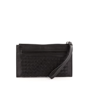 Bottega Veneta Zip Document Nappa Clutch