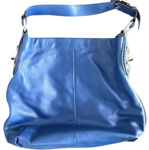 Coach Gift Leather Hobo Bag