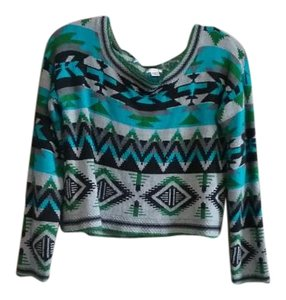 Xhilaration Crop Sweater