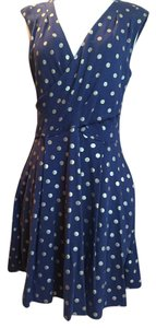 Maeve Pockets Polka Dot Anthropologie Dress