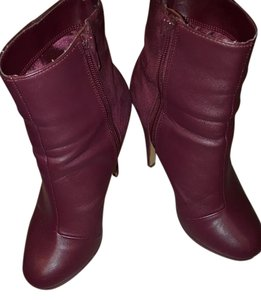 H&M Purple Boots