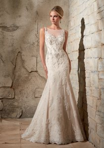 Mori Lee 2709 Wedding Dress