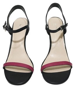 Charles David Black, Fuchsia Sandals