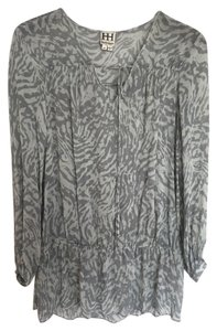 Haute Hippie Silk Tunic