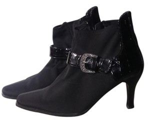 Relativity Buckle Boot Black Boots
