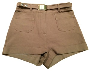 H&M Mini/Short Shorts Brown