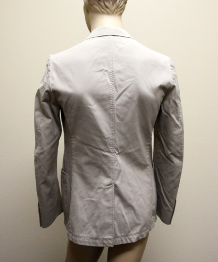 Gucci Beige New Men's Jacket Blazer 46r/ Us 36r Groomsman Gift Image 4