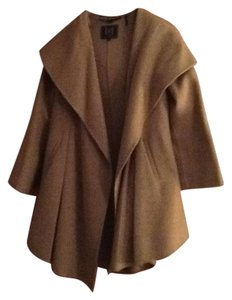Dawn Levy Shawl Designer Flare Coat