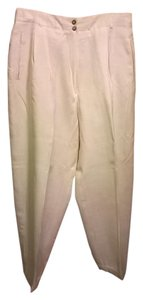 Liz Claiborne Trouser Pants Off White