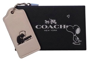 Coach COACH x PEANUTS collection handtag