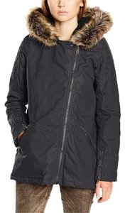 Volcom Jacket Faux Fur Women's Coat