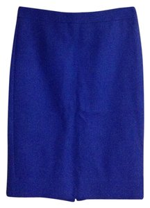 J.Crew Skirt Royal Blue