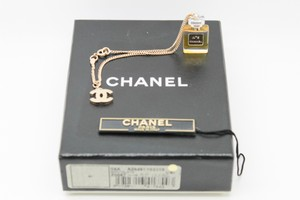 Chanel #9220 perfume cc charm gold chain Bracelet Bangle