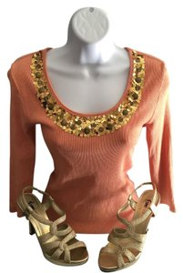 Michael Kors Top Peach color or soft orange