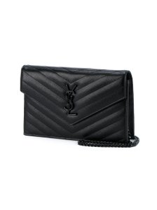 Saint Laurent Ysl Woc Caviar Nwt Cross Body Bag