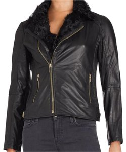 Badgley Mischka Motorcycle Jacket