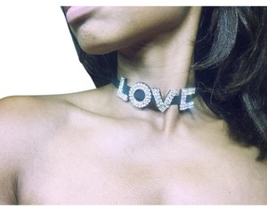 GBS Love choker necklace