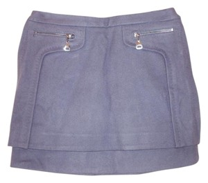 Louis Vuitton Mini Skirt GRAY