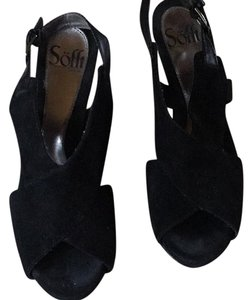 Eürosoft by Söfft Black Sandals