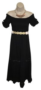 Black Maxi Dress by Romeo & Juliet Couture