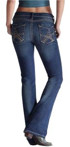 Ariat Western Cowgirl Country Horse Boot Cut Jeans
