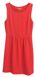 J.Crew short dress Hot pink. on Tradesy