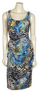 Signature by Sangria Sleeveless Size 14 Dress