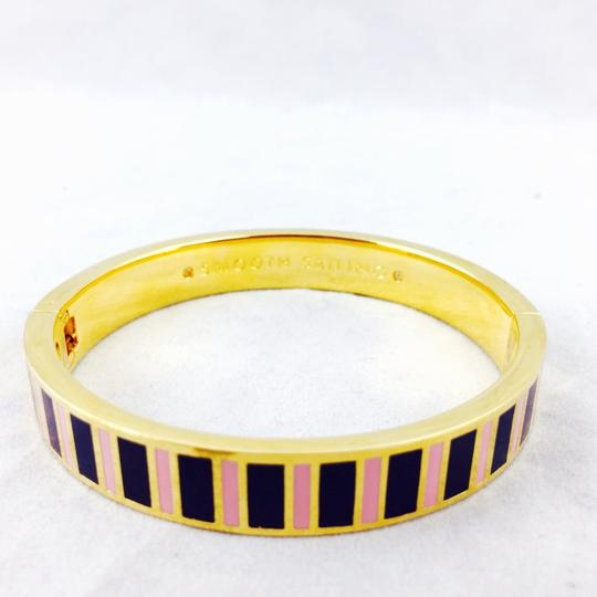 Kate Spade Kate Spade 'Smooth Sailing' Hinged Idiom Bangle New Image 6