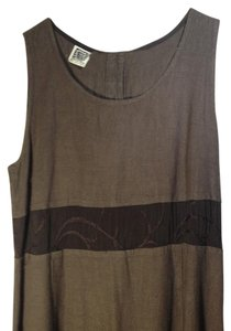 Charcoal/Black Maxi Dress by Johnny Was